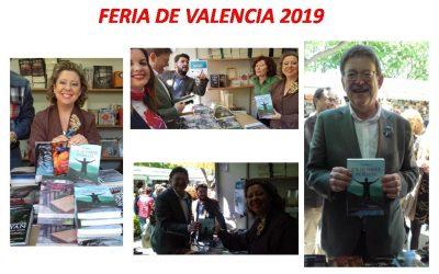 Feria del Libro de Valencia 2019
