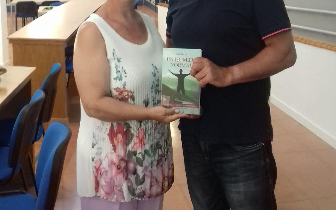 Donación a la Biblioteca de Los Alcázares